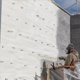 Continuous Insulation: Spray Polyurethane Foam vs. Rigid Foam Board