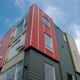 Climate Zoned Cladding and Contemporary Commercial Solutions with Fiber Cement Siding