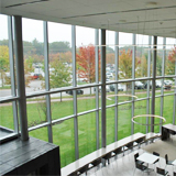 Showcase Quality Exposed Fireproof Columns